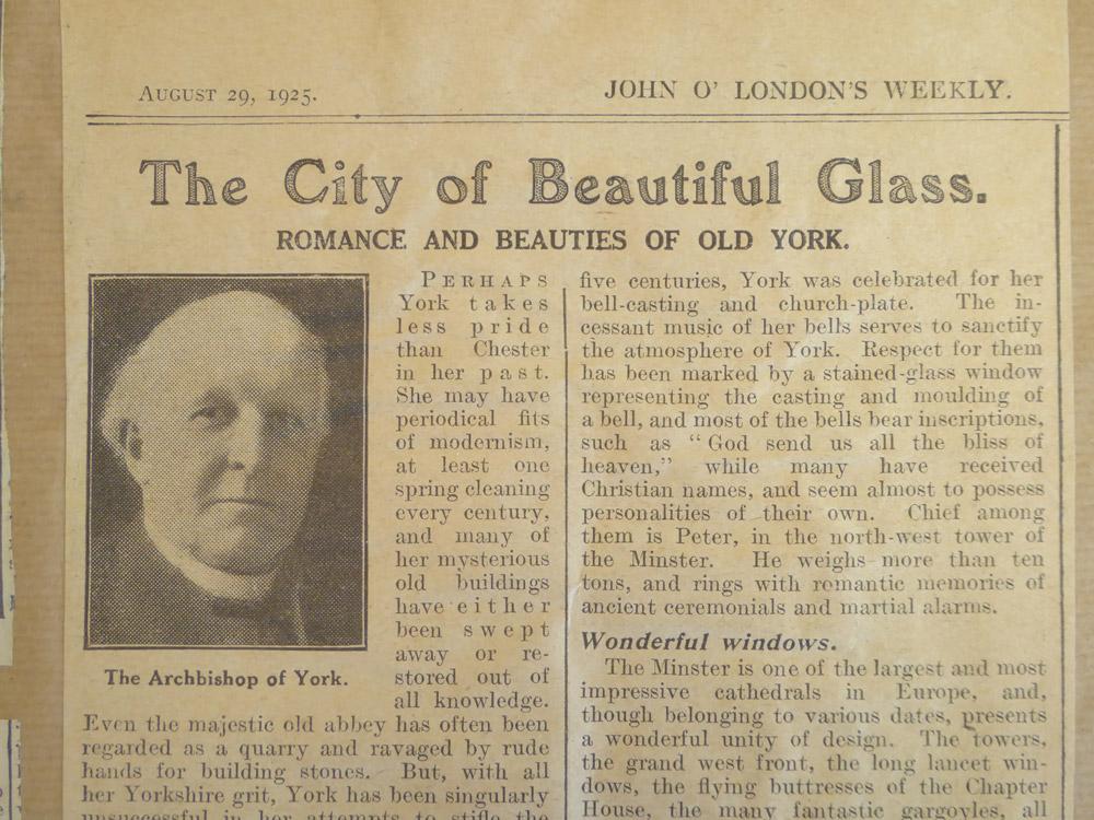 city of beautiful glass