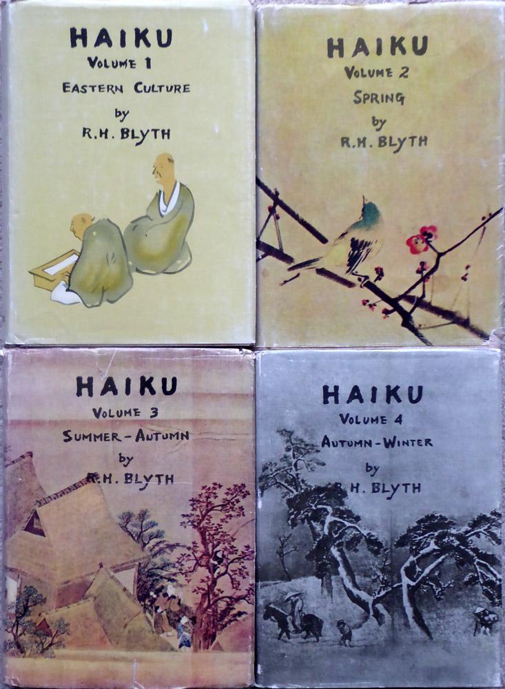 rh blyth haiku books